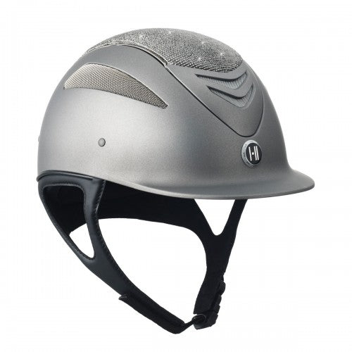 One K Defender Glamour Helmet - Gray Matte