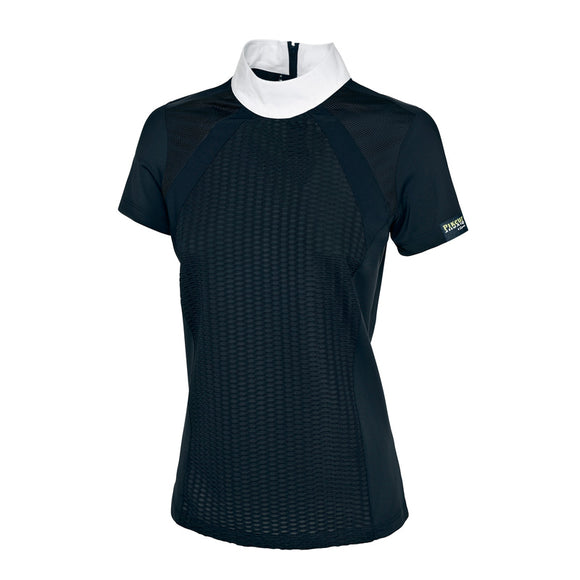Pikeur Feline Competition Shirt in Navy