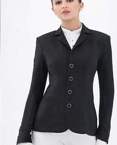 Fair Play Taylor Chic Comfi-Mesh Show Coat