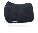 Back On Track Dressage Saddle Pads (Black, White, Navy, or Brown)