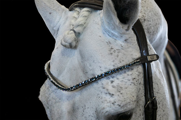 PS of Sweden Sleek Browband Deep Sapphire