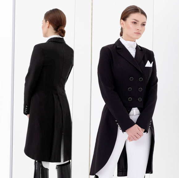 Fair Play Dorothee Comfi-Mesh Tailcoat