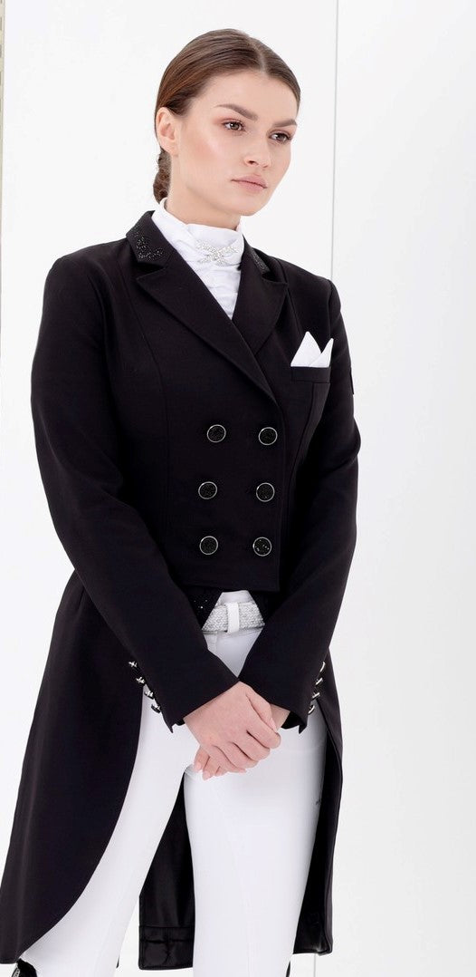Fair Play Dorothee Comfinat-Tech Tailcoat