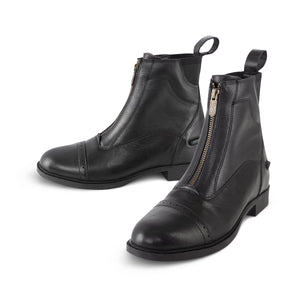 Tredstep Giotto II Paddock Boots in Black