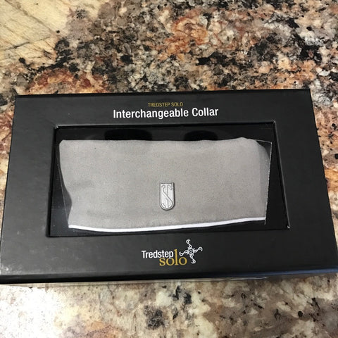 Tredstep Solo Pro Collar in Grey