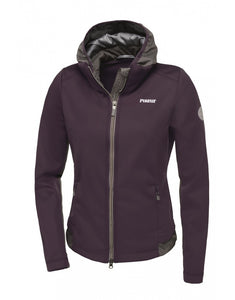 Pikeur Lareen Softshell Jacket in Grape