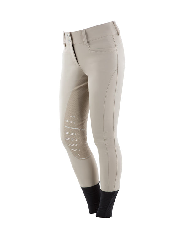 Animo Naisha Full Seat Breeches in Amaranto - On Sale