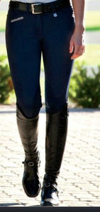 ROMFH Sarafina Full Seat Breeches - Navy 24L