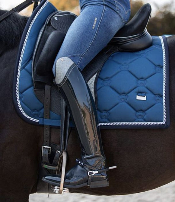 PS of Sweden Monogram Saddle Pad Neptune