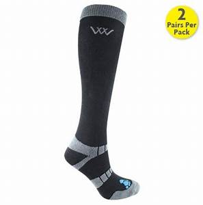 Woof Wear Long Bamboo Socks (2 pairs per pack)