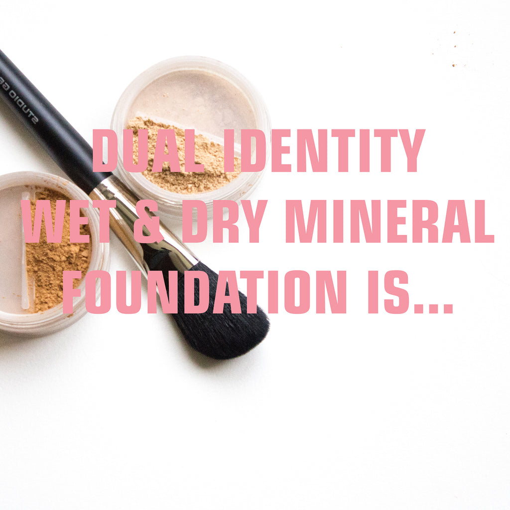 Dual Identity Wet & Dry Mineral Foundation Is...