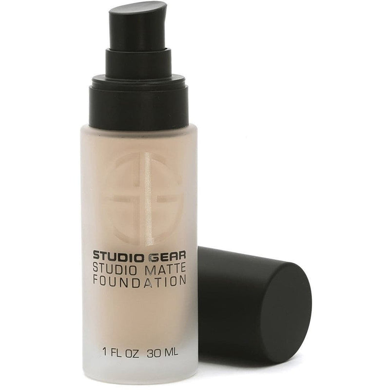 STUDIO MATTE FOUNDATION, Foundation from Studio Gear Cosmetics