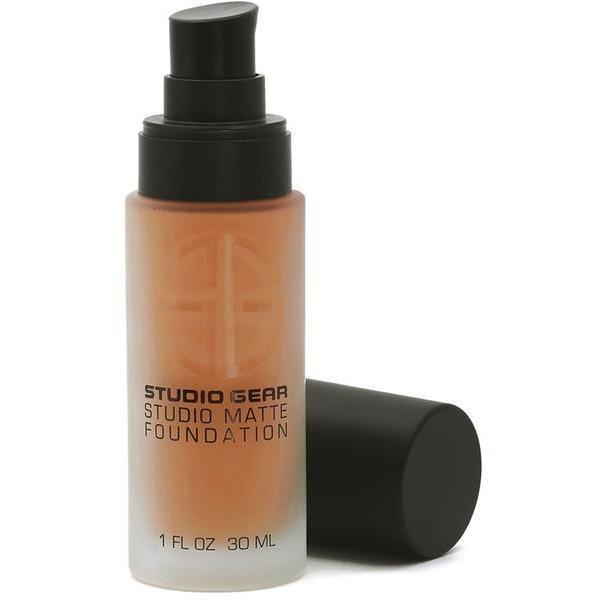 studio-gear-cosmetics,STUDIO MATTE FOUNDATION NUTMEG,Studio Gear Cosmetics,Foundation