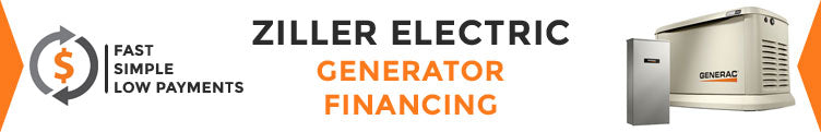 Ziller Electric Generator Financing
