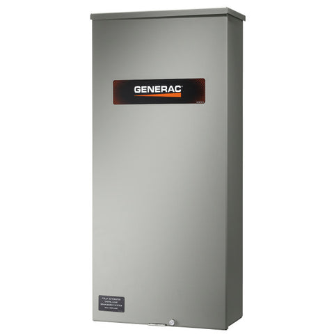 Generac RXSW200A3 200 Amp Service Rated Automatic Transfer Switch