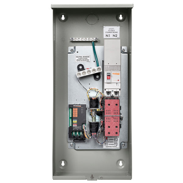 generac rxsw200a3 200 amp service rated automatic transfer switch  generac rxsw200a3 200 amp service rated automatic transfer switch