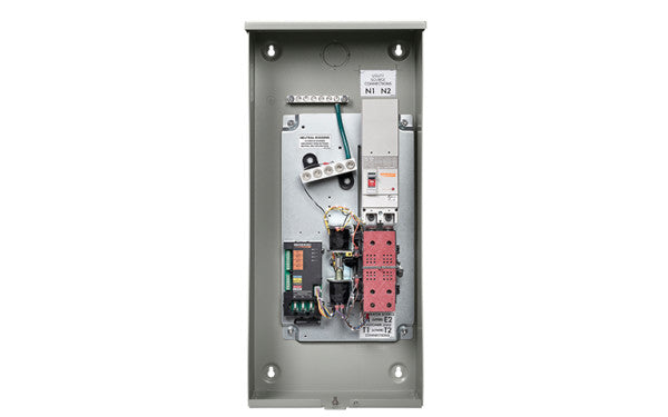 generac rxsw200a3 200 amp service rated automatic transfer 200 Amp 240 Volt Wiring