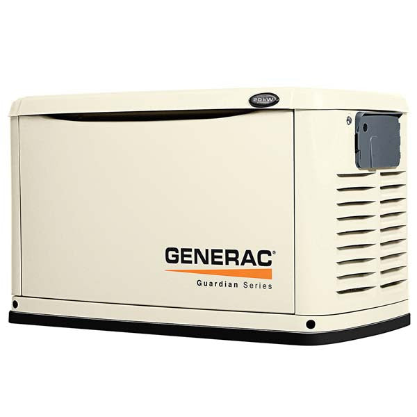 Generac 6730 20kW Steel Automatic Standby Generator
