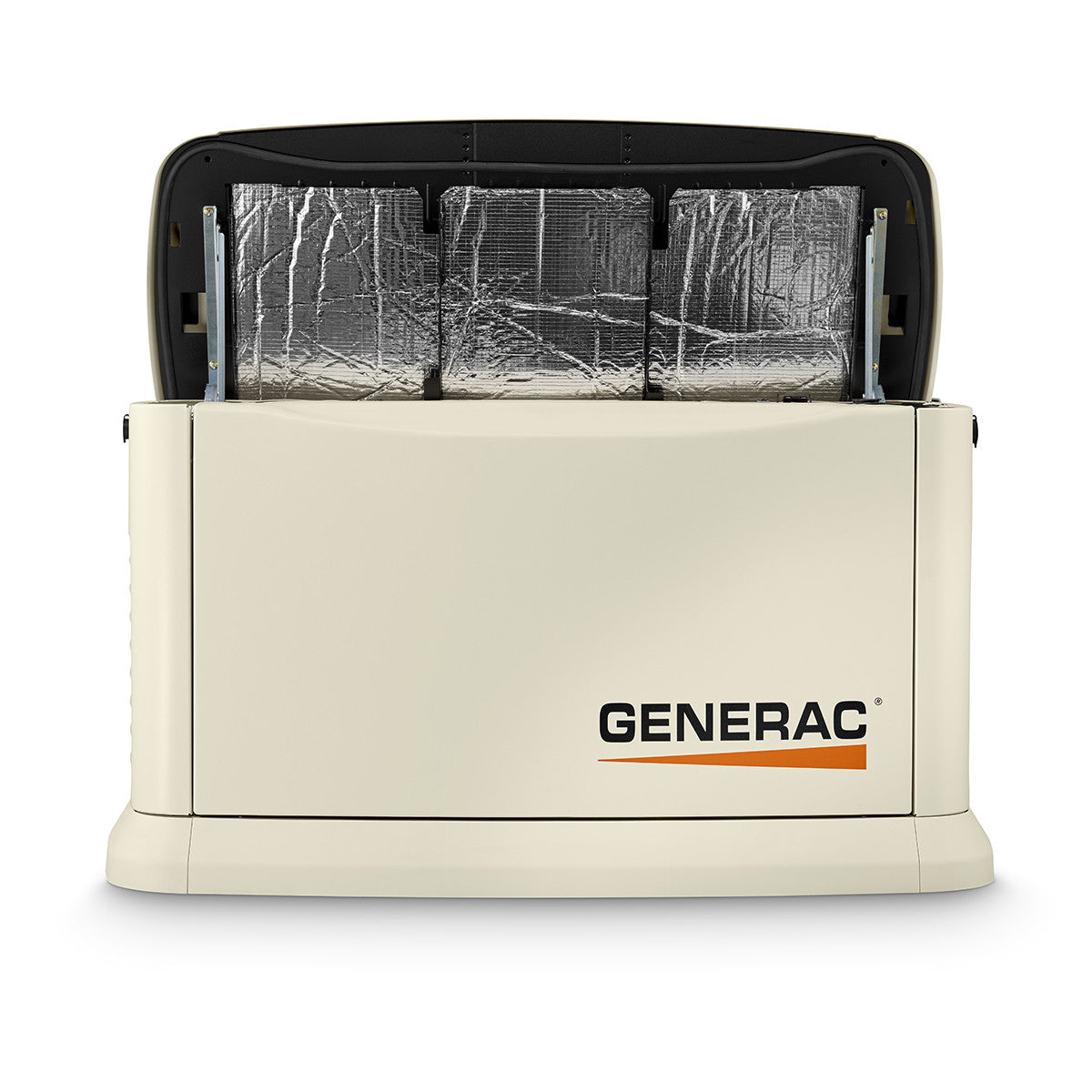 Generac Guardian 7037 16kw Aluminum Automatic Standby Generator With Wiring Diagram And Parts List For Generatorparts 200a Se Rated Transfer Switch