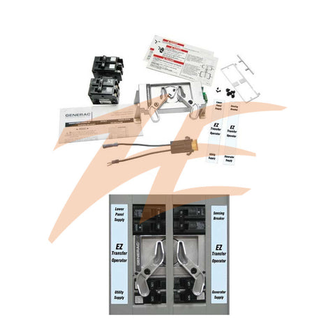 Generac 5447  EZ Transfer Operator Field Installation Kit