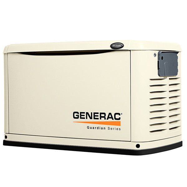 Generac 6439 11kW Steel Automatic Standby Generator