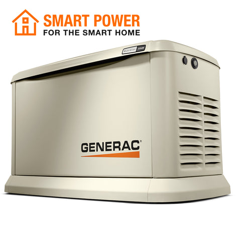 Generac Guardian 70423 22kW Aluminum Automatic Standby Generator with WiFi