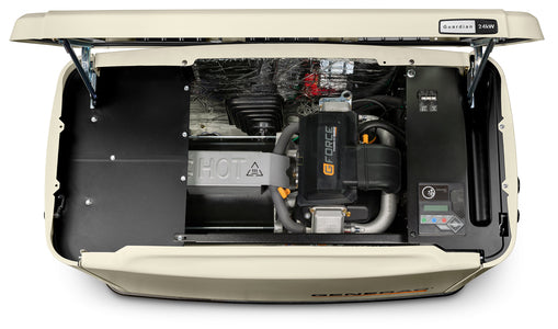 Generac Guardian 7209 24kW Automatic Home Standby Generator Wi-Fi Enabled