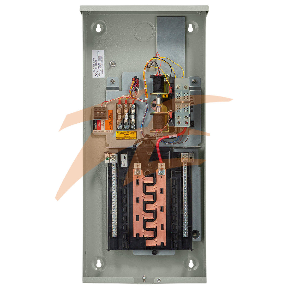How To Wire Generator Transfer Switch To A Circuit Breaker Panel