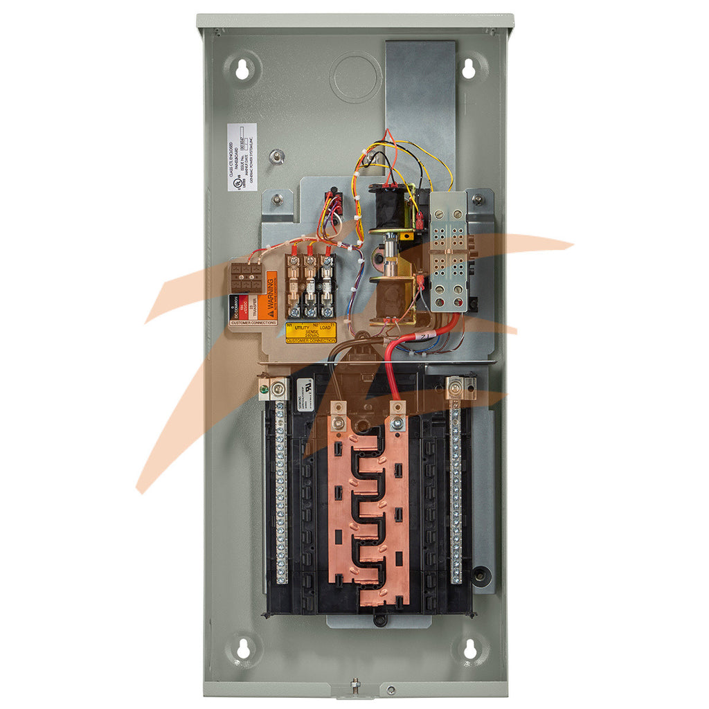 rtg16eza3 16 circuit 100 amp nema 3r transfer switch ziller electric. Black Bedroom Furniture Sets. Home Design Ideas