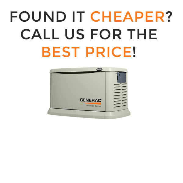 Generac 6459 16kW Steel Automatic Standby Generator