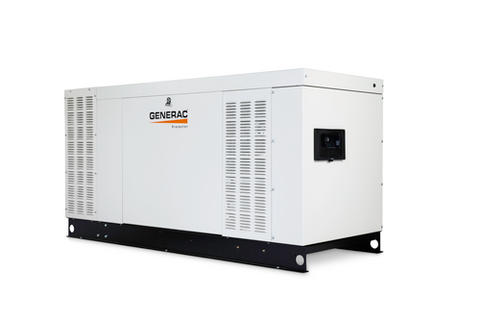 Generac Protector RG06045 60kW Aluminum Liquid Cooled Automatic Standby Generator with WiFi