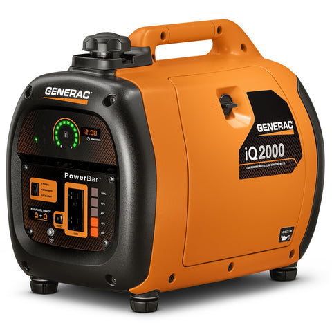 Generac 6866 iQ2000 Portable Inverter Gas Generator