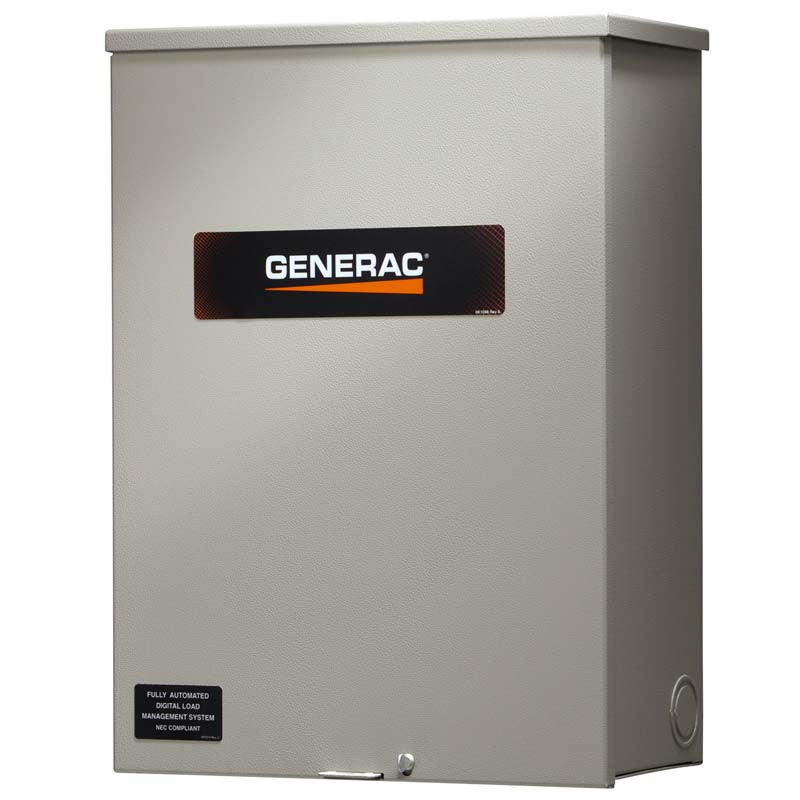 Generac RTSC100A3 100 Amp Automatic Transfer Switch