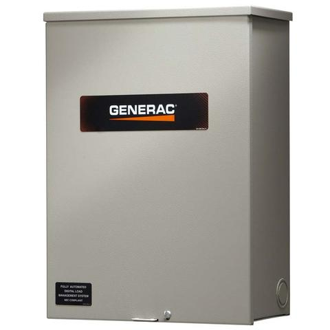 Generac RXSC100A3 100 Amp Automatic Transfer Switch