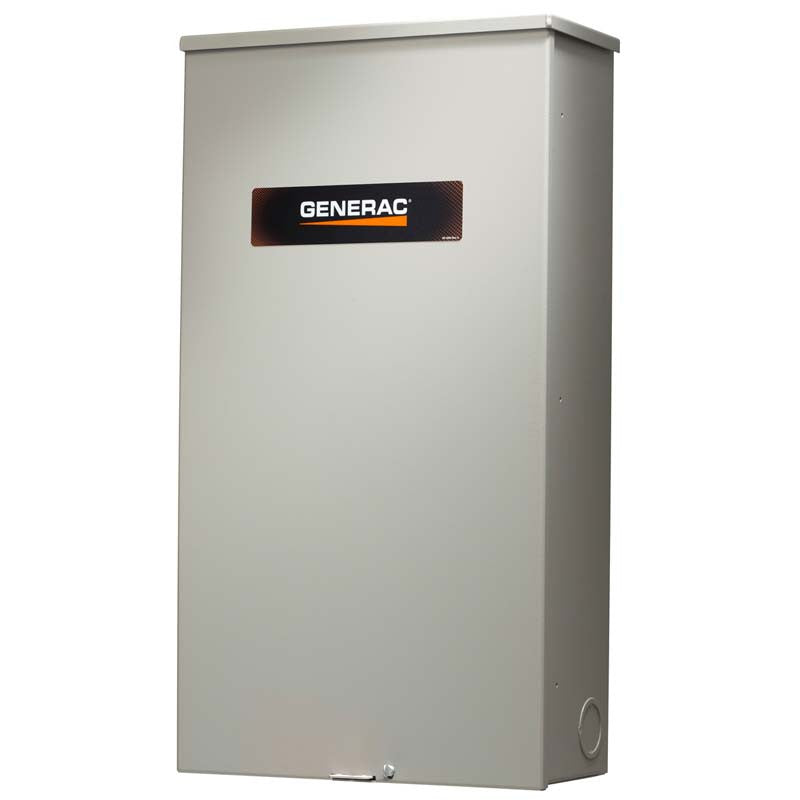 Generac RTSW300A3 300 Amp Service Rated Automatic Transfer Switch