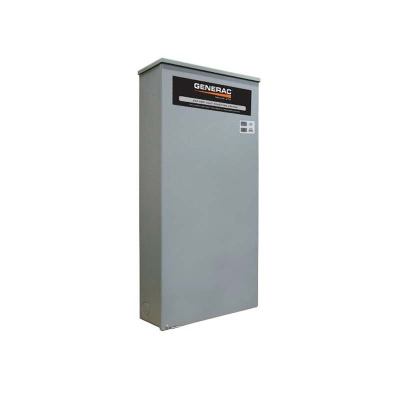 RTSJ200A3 Generac LTS 200 Amp Service Rated Load Shed Automatic Transfer Switch