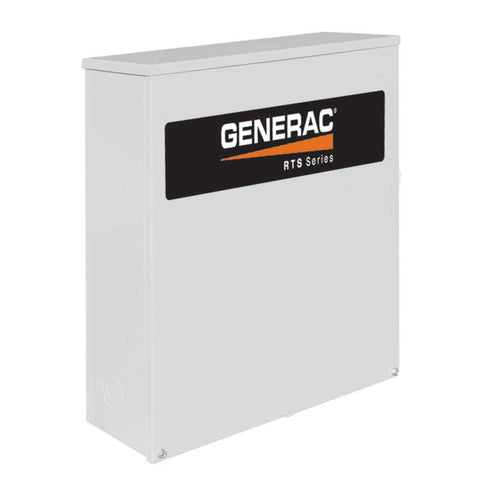 Generac RTSN400 400 Amp 3 Phase Automatic Transfer Switch