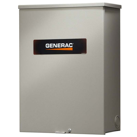 Generac RTSW100 100 Amp 3 Phase Service Rated Automatic Transfer Switch
