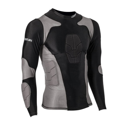 Century Padded Long Sleeves Rashguard - Main