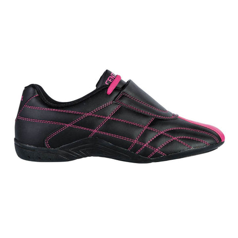 Century Youth Martial Arts Shoes - Black/Pink - Main