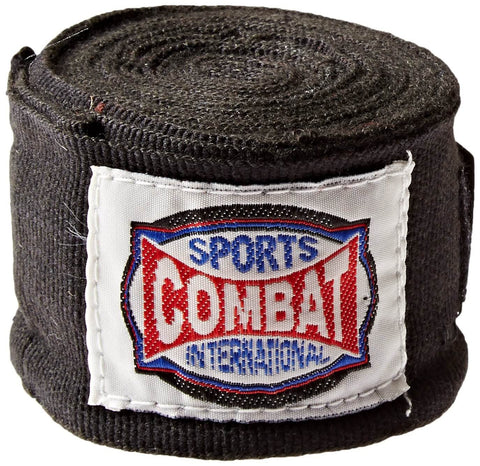 "Combat Sports Semi-Elastic 108"" MMA Handwraps - 10 Pack - Main"