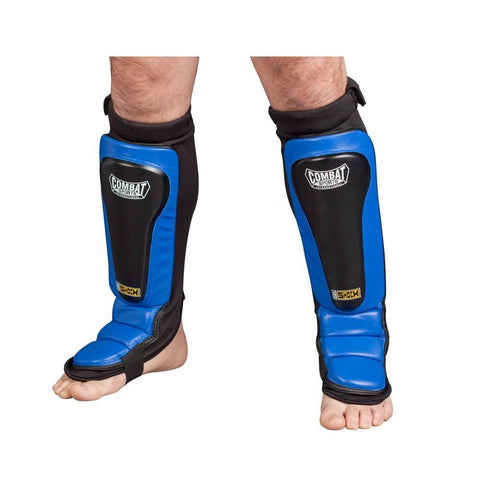 Combat Sports Gel Shock™ MMA Shin Guards - Main
