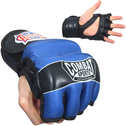 Combat Sports Hybrid Fight MMA Gloves - Main