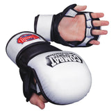 Combat Sports MMA Extra-Safe Sparring Gloves - Angle 2