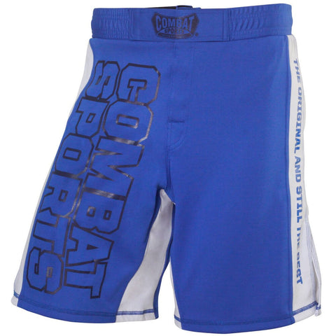 Combat Sports MMA Training Shorts - Blue - Main