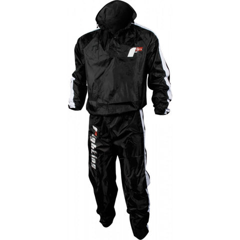 Fighting Sports Nylon Hooded Sauna Suit - Main