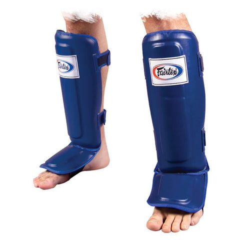 Fairtex Pro-Style MMA Shin Guards - Main