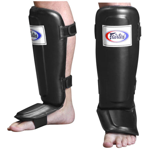 Fairtex Pro Style Instep Padded Shin Guards - Main