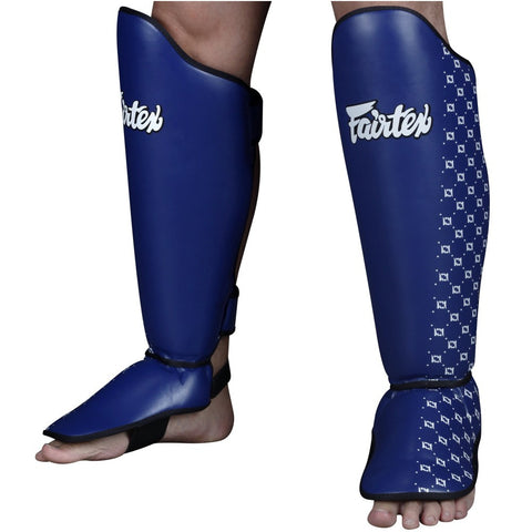 Fairtex Muay Thai Traditional Shin Guards - Main