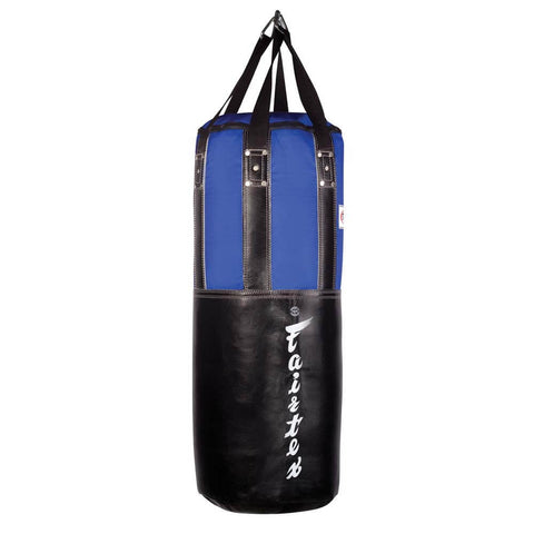Fairtex Leather Xtra Wide 70 lb. Heavy Bag - Main